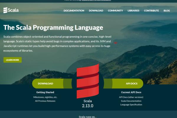 Scala インストール HelloWorld