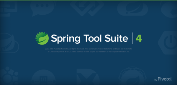 Spring Tool Suite 4 (SpringBoot) インストール