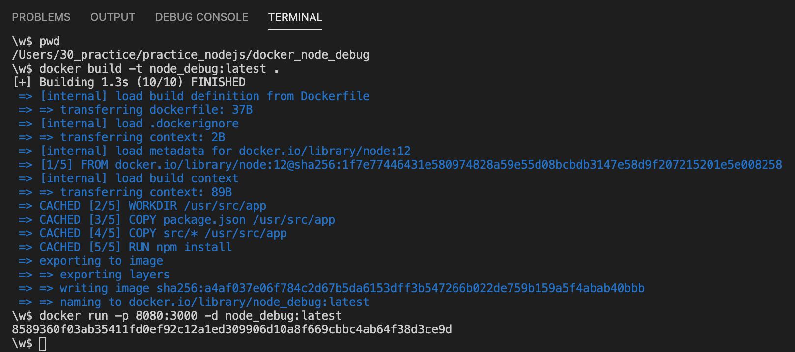 VScode Docker